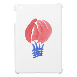 Air Balloon Glossy iPad Mini Case