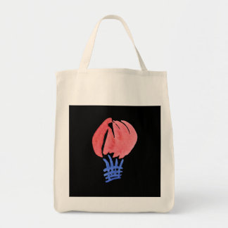 Air Balloon Grocery Tote
