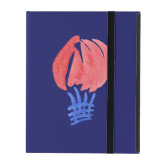 Air Balloon iPad 2/3/4 Case with No Kickstand Covers For iPad