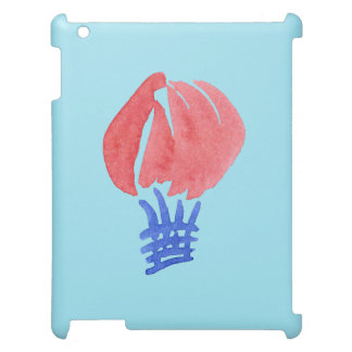 Air Balloon Matte iPad Case