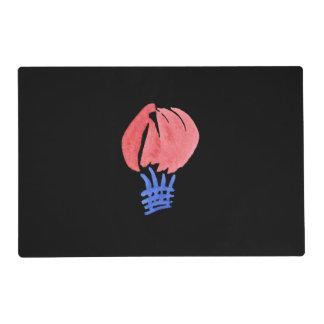 Air Balloon Placemat 12'' x 18''