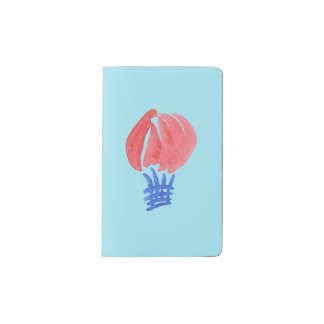 Air Balloon Pocket Notebook