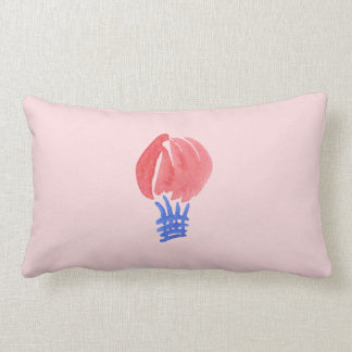Air Balloon Polyester Lumbar Pillow