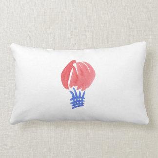 Air Balloon Polyester Lumbar Pillow