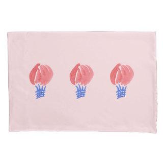 Air Balloon Standard Single Pillowcase