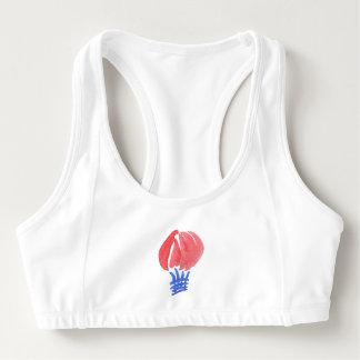 Air Balloon Women's Sports Bra