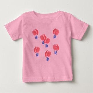 Air Balloons Baby T-Shirt