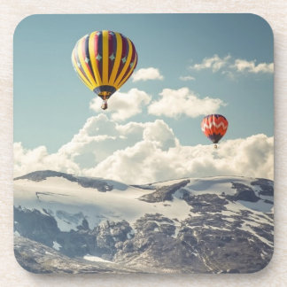 Air Balloons Drink Coaster
