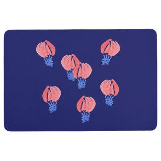 Air Balloons Floor Mat