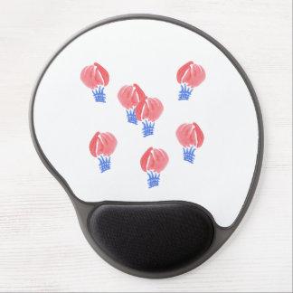 Air Balloons Gel Mousepad Gel Mouse Mat