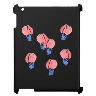 Air Balloons Glossy iPad Case