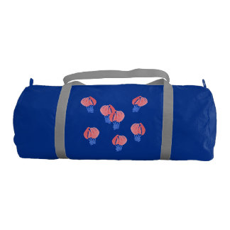 Air Balloons Gym Bag Gym Duffel Bag