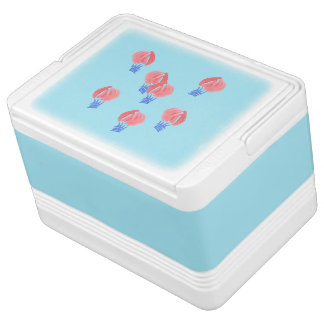 Air Balloons Igloo 12 Can Cooler Igloo Cool Box
