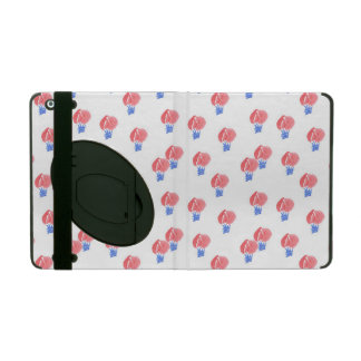 Air Balloons iPad 2/3/4 Case with Kickstand iPad Case