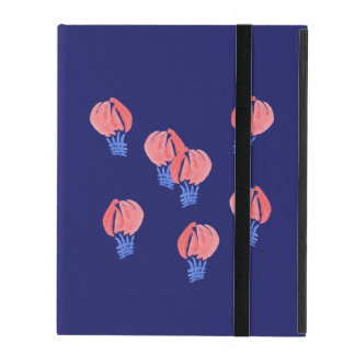 Air Balloons iPad 2/3/4 Case with No Kickstand Cases For iPad
