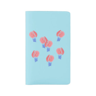 Air Balloons Large Notebook