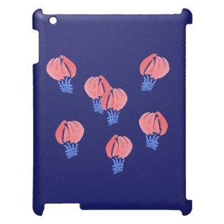 Air Balloons Matte iPad Case