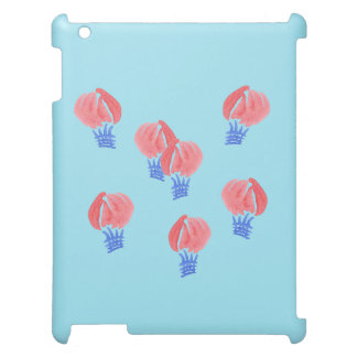Air Balloons Matte iPad Case