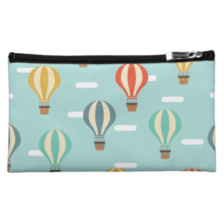 Air Balloons Medium Cosmetic Bag