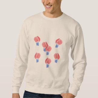 Air Balloons Men's Basic Sweatshirt