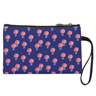 Air Balloons Mini Clutch