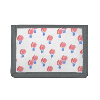 Air Balloons Nylon Wallet