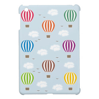 Air Balloons Pattern Cover For The iPad Mini