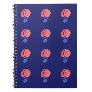 Air Balloons Photo Notebook