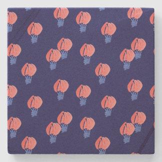 Air Balloons Sandstone Coaster