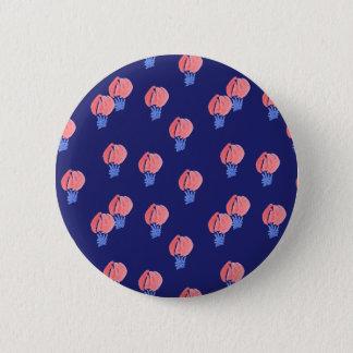 Air Balloons Standard Round Button