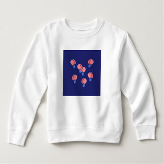 Air Balloons Toddler Sweatshirt
