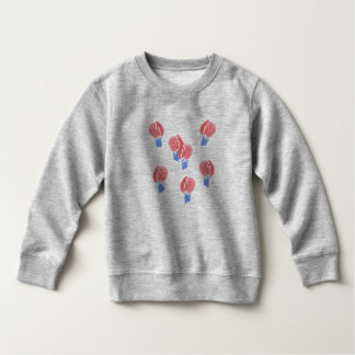 Air Balloons Toddler Sweatshirt