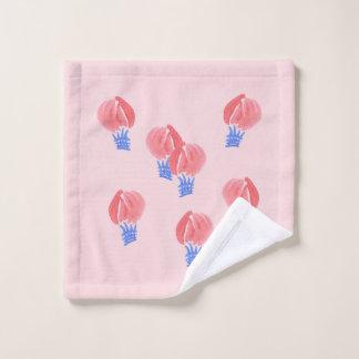 Air Balloons Wash Cloth