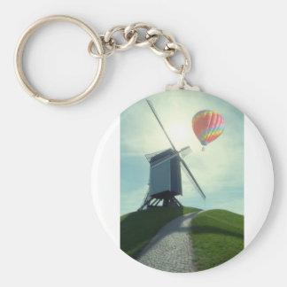 Air Bruges Key Chain