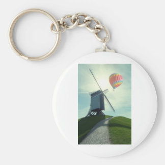 Air Bruges Keychain