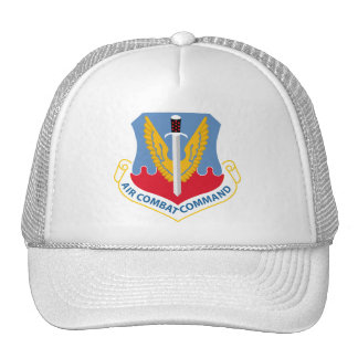Air Combat Command Cap