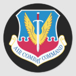 Air Combat Command Sticker