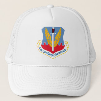 Air Combat Command Trucker Hat