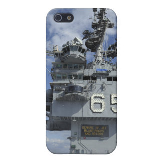 Air department Sailors test the sprinkler syste Case For iPhone 5/5S