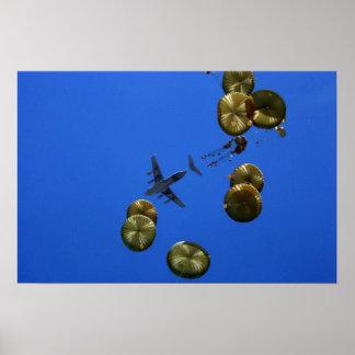 Air Drop Posters