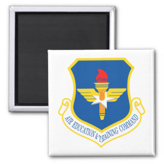 Air Education and Training Command Refrigerator Magnets