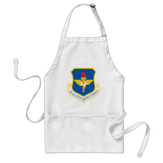 Air Education & Training Command Insignia Standard Apron
