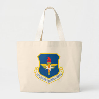 Air Education Training Command Insignia Canvas Bags