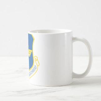 Air Education & Training Command Insignia Basic White Mug