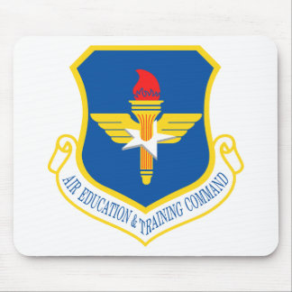 Air Education & Training Command Insignia Mouse Pad