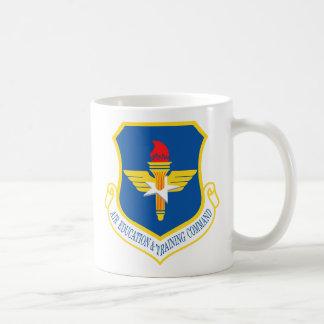 Air Education & Training Command Insignia Classic White Coffee Mug
