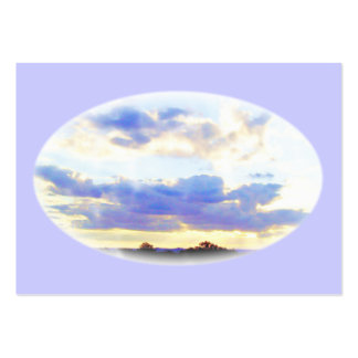 AIR Element Skyscape ATC Large Business Cards (Pack Of 100)