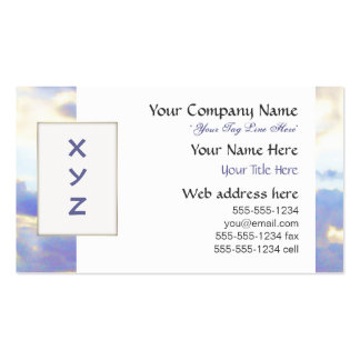 AIR Element Skyscape Pack Of Standard Business Cards