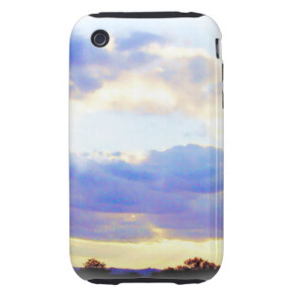 AIR Element Skyscape iPhone3 case iPhone 3 Tough Case