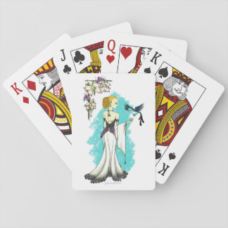 Air Elemental Playing Cards